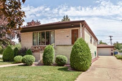 Oak Lawn  Single Family Home New: 10301 Cook Avenue