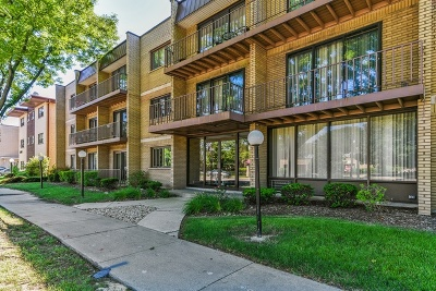Oak Lawn Condo/Townhouse New: 10002 South Pulaski Road #310