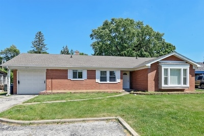 Lombard Single Family Home For Sale: 563 South Main Street