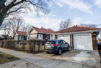 Single Family Home For Sale: 2620 West Arthur Avenue