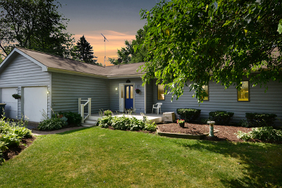 McHenry Single Family Home For Sale: 1113 May Avenue