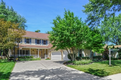 Arlington Heights Single Family Home For Sale: 1448 North Yale Avenue