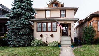 Oak Park Single Family Home New: 1219 North Lombard Avenue