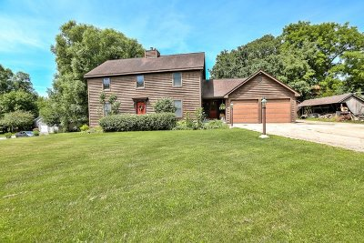 Lockport Single Family Home Price Change: 14132 High Road