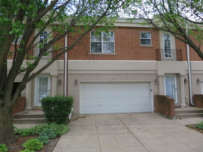 Buffalo Grove Condo/Townhouse For Sale: 426 Town Place Circle