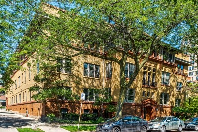 Chicago Condo/Townhouse For Sale: 2238 North Lincoln Park West #F3