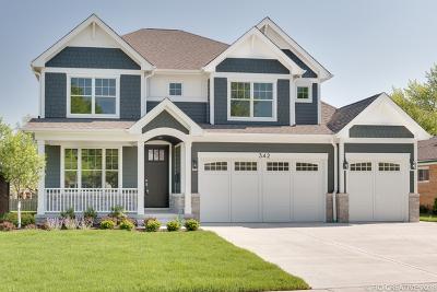 Elmhurst Single Family Home For Sale: 342 East Sherman Avenue