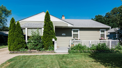 Lombard Single Family Home For Sale: 644 North Main Street