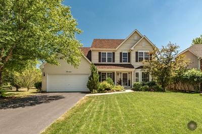 Geneva Single Family Home For Sale: 39w235 East Burnham Lane