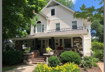 Glen Ellyn Single Family Home For Sale: 571 North Main Street