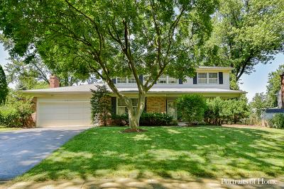 Wheaton Single Family Home New: 26w374 Menomini Drive