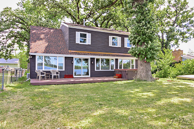 McHenry Single Family Home For Sale: 819 West Northeast Shore Drive