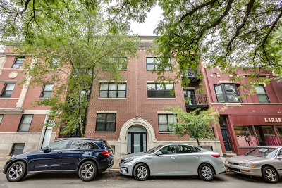 Condo/Townhouse New: 707 West Wrightwood Avenue #3W