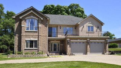 La Grange Single Family Home For Sale: 8179 Wolf Road