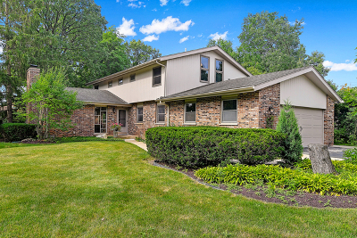 Oak Brook Single Family Home New: 3408 York Road