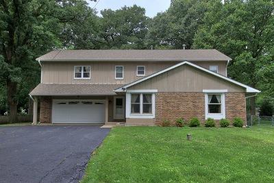 Barrington Single Family Home For Sale: 26188 North Geraldine Lane