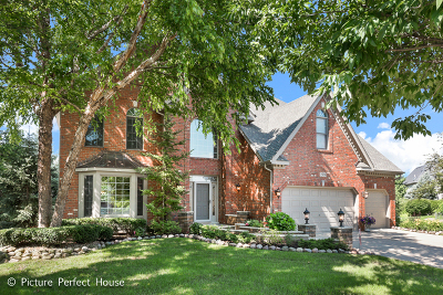 Single Family Home For Sale: 2519 Fox Boro Court