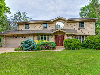 Northbrook Single Family Home For Sale: 3885 Gregory Drive