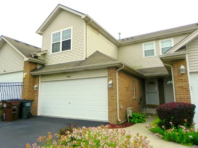 Mokena Condo/Townhouse Re-Activated: 19214 Crescent Drive