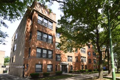 Condo/Townhouse New: 4812 North Hoyne Avenue #4