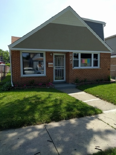 Bellwood Single Family Home For Sale: 623 22nd Avenue