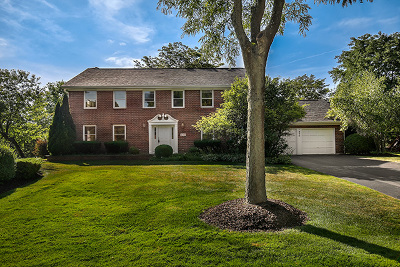 Oak Brook Single Family Home New: 820 Red Stable Way