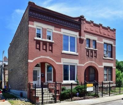 Bronzeville Single Family Home For Sale: 3631 South Calumet Avenue
