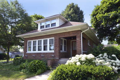 Arlington Heights Single Family Home For Sale: 315 East Euclid Avenue