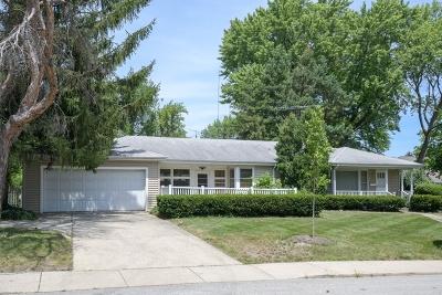Glenview Single Family Home For Sale: 24 Elm Street