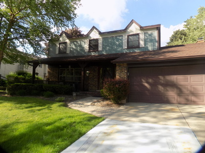 Buffalo Grove Single Family Home New: 9 Charles Court