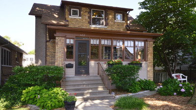 Forest Park Single Family Home New: 612 Thomas Avenue