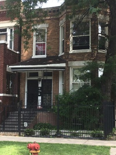 Chicago Multi Family Home Re-Activated: 4230 West Congress Parkway