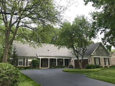 Barrington Single Family Home New: 345 North Valley Road