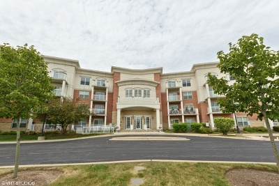Arlington Heights Condo/Townhouse For Sale: 601 West Rand Road #416