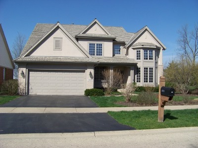 Glenview Single Family Home For Sale: 1889 Westleigh Drive