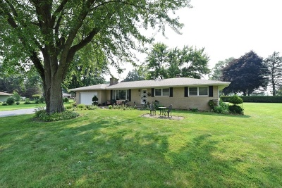 Elgin IL Single Family Home Re-Activated: $265,000