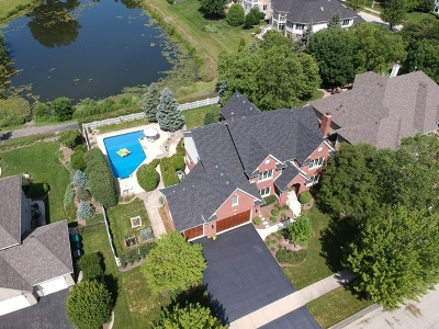 Orland Park Single Family Home For Sale: 17060 Swallow Lane