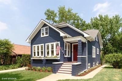 Arlington Heights Single Family Home For Sale: 107 South Chestnut Avenue