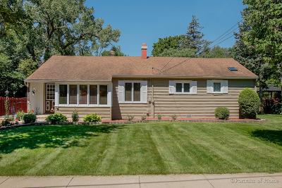 Glen Ellyn Single Family Home For Sale: 954 Highland Avenue