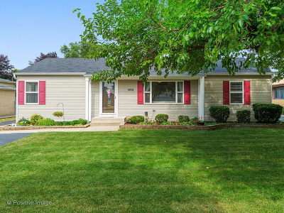 Elmhurst Single Family Home For Sale: 604 North Indiana Street