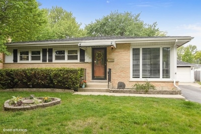 Mount Prospect Single Family Home New: 716 North Eastwood Avenue