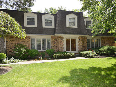 Highland Park Single Family Home For Sale: 839 Edgewood Court