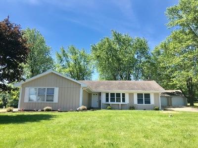Woodstock Single Family Home Price Change: 14117 Compton Lane