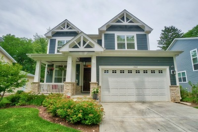 Northbrook Single Family Home For Sale: 1942 Thornwood Lane