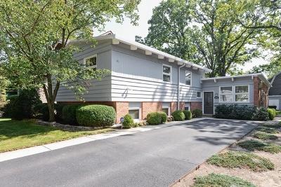 Winnetka Single Family Home For Sale: 566 Hawthorn Lane