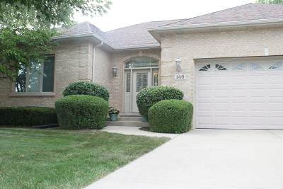 Bloomingdale Single Family Home For Sale: 149 Rose Drive