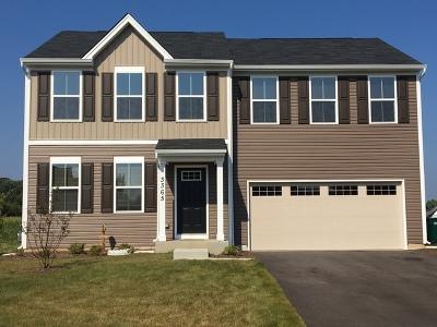 Hampshire Single Family Home For Sale: 504 Jessamine Lane