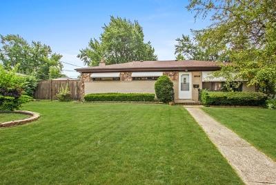 Glenview Single Family Home New: 135 Flora Avenue