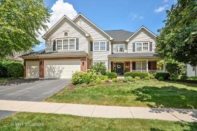 Geneva Single Family Home For Sale: 39w800 Benton Lane