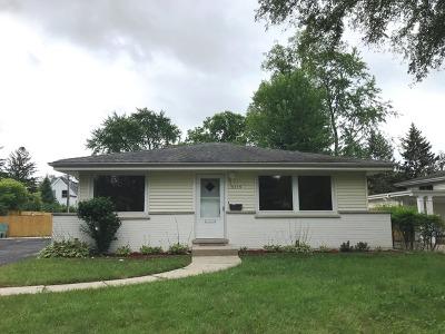 Glenview Single Family Home For Sale: 3335 Ralmark Lane